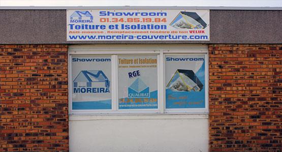 Contactez le showroom de Coignières 78 Yvelines