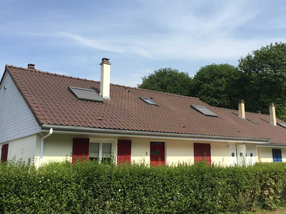 Rénovation toiture et isolation par l'extérieur Yvelines 78