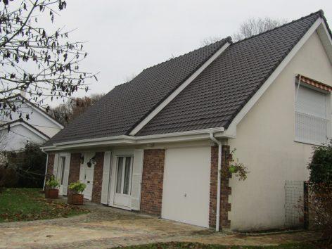 Réfection de toiture à Voisins le Bretonneux