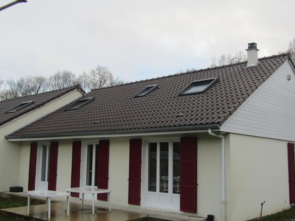 Velux et isolation de toiture à Maurepas dans les Yvelines
