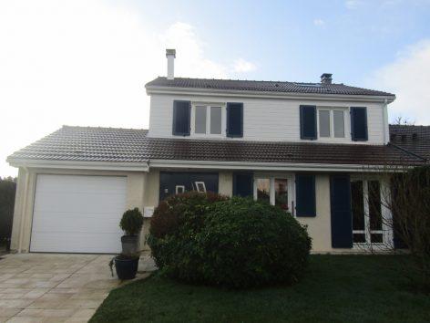 Remplacement toiture, isolation et gouttières Le Mesnil Saint Denis