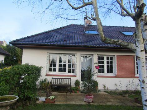 Réfection toiture et isolation à Chevreuse