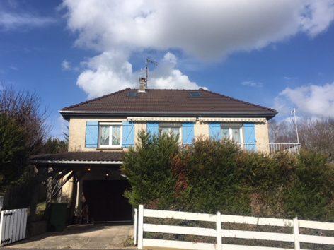 Réfection de toiture et isolation à Beynes