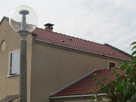 Réfection couverture maison et garage à Voisins le Bretonneux