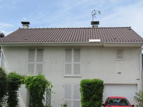 Isolation de toiture et remplacement des tuiles à Cernay la Ville