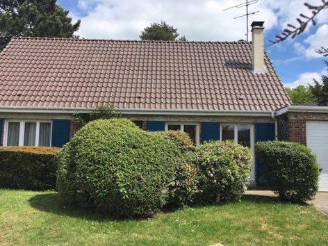 Réfection, isolation toiture et gouttières au Mesnil Saint Denis