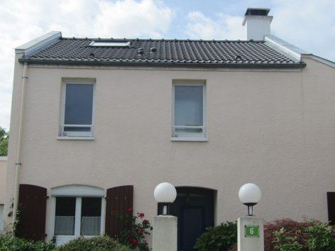 Réfection toiture et isolation Villa à Voisins le Bretonneux