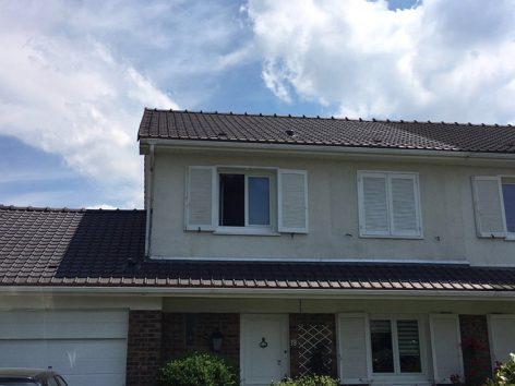 Réfection toiture et isolation à Voisins le Bretonneux