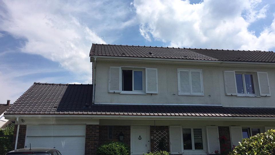 Réfection et isolation de toiture à Voisins le Bretonneux